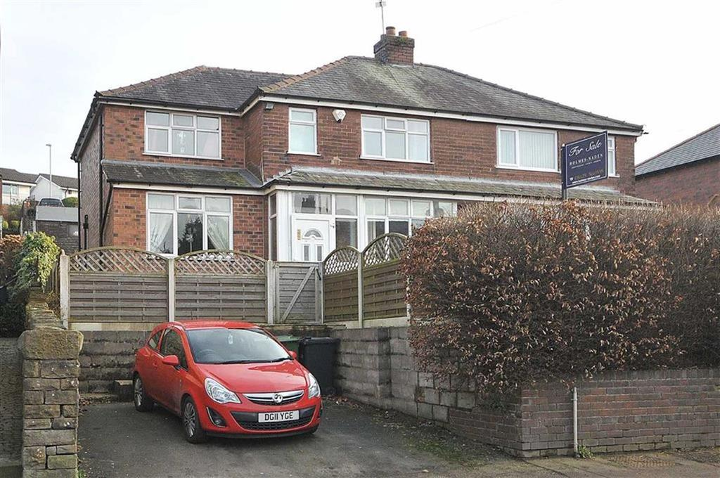 3 Bedrooms Semi Detached House for sale in Wellington Road, Bollington, Macclesfield