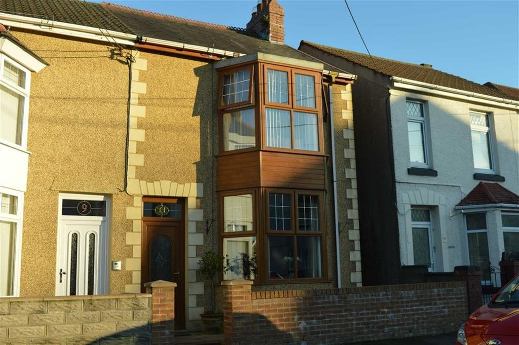 3 Bedrooms Semi Detached House for sale in Danybryn Road, Swansea, SA4