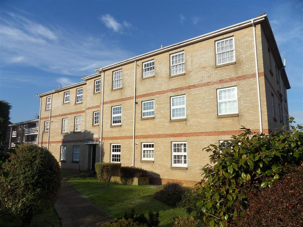 2 Bedrooms Apartment Flat for sale in Mall Court, Carisbrooke Road, Newport