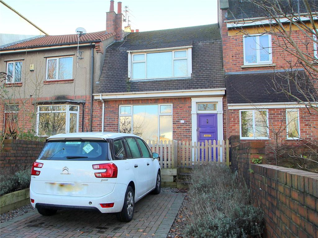 2 Bedrooms Terraced House for sale in Coronation Road, Southville, Bristol, BS3