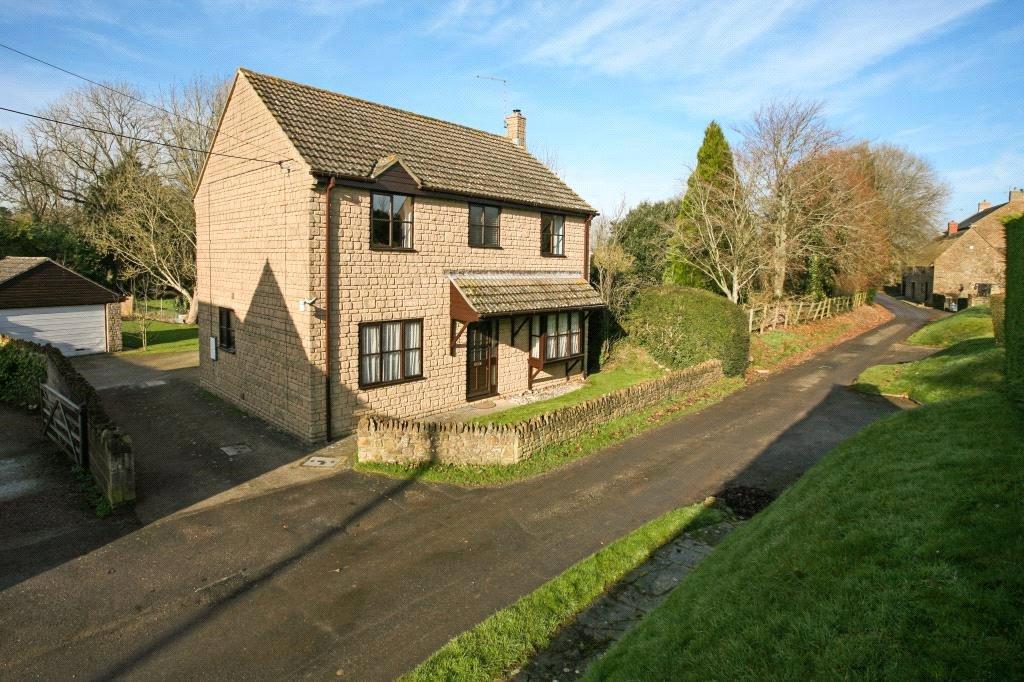 4 Bedrooms Detached House for sale in School Lane, Seavington, Ilminster, Somerset