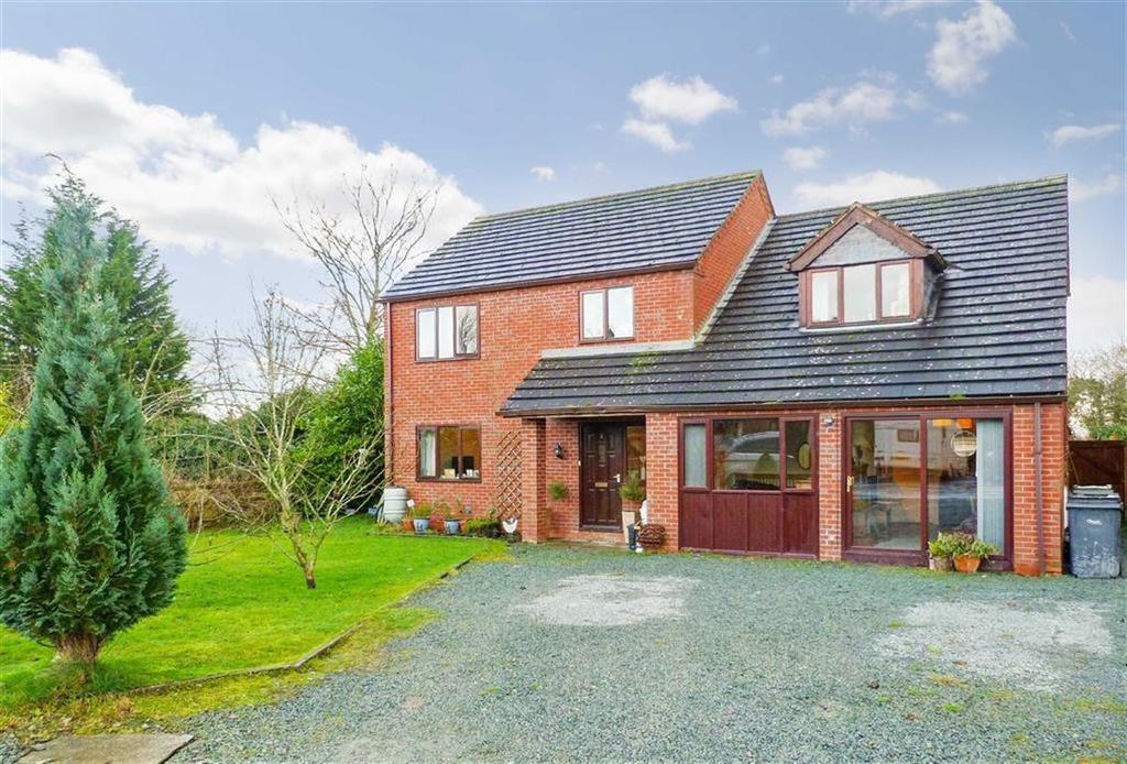 5 Bedrooms Country House Character Property for sale in Sycamore Court, Maesbury Marsh, Oswestry, SY10
