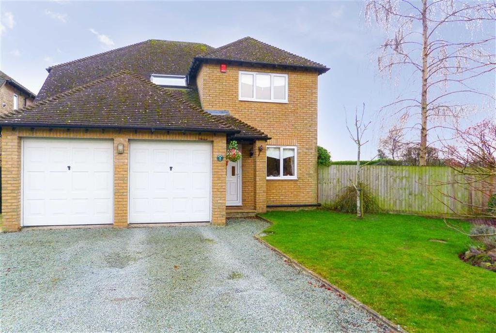 4 Bedrooms Detached House for sale in Swan Meadows, Maesbury Marsh, Near Oswestry, SY10