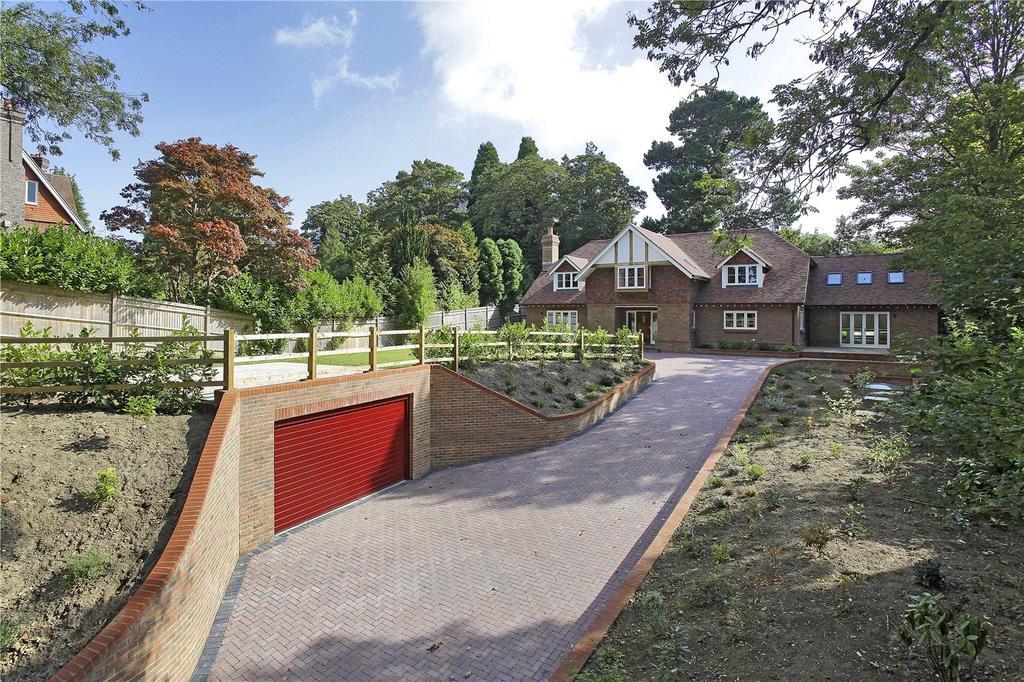 5 Bedrooms Detached House for sale in Langley House, Corseley Road, Groombridge, Tunbridge Wells, TN3