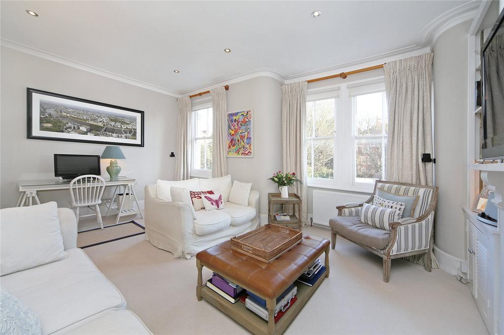 3 Bedrooms Maisonette Flat for sale in Colehill Lane, Bishops Park, Fulham, London, SW6
