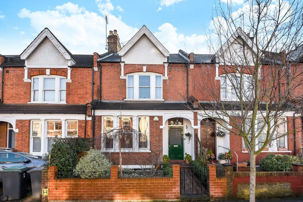 4 Bedrooms Terraced House for sale in Gisburn Road, Crouch End, N8