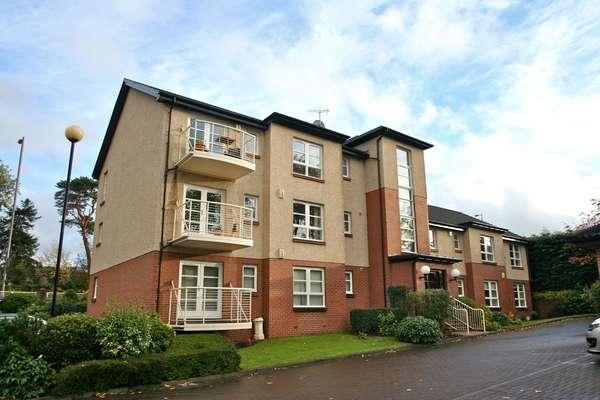 2 Bedrooms Flat for sale in Flat 1, The Apartments, 49 Milverton Road, Giffnock, Glasgow, G46 7JT