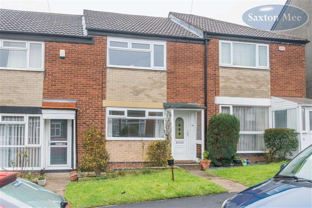 2 Bedrooms Terraced House for sale in Toftwood Road, Crookes, Sheffield, S10