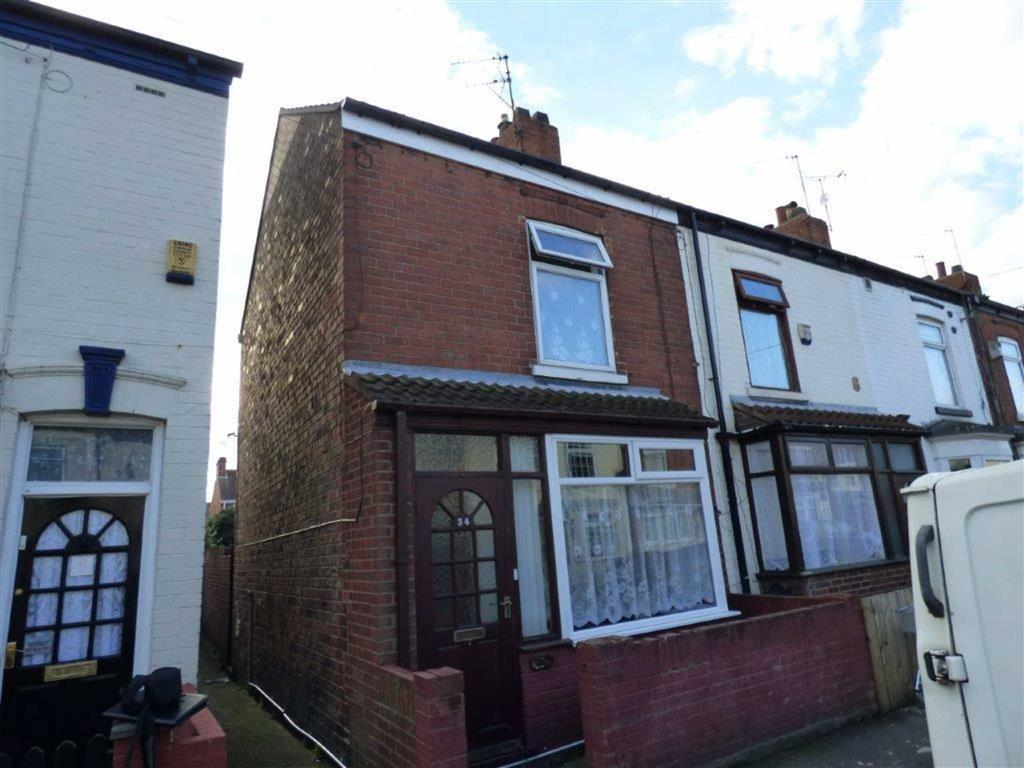 2 Bedrooms Terraced House for sale in Alaska Street, Hull, East Yorkshire, HU8