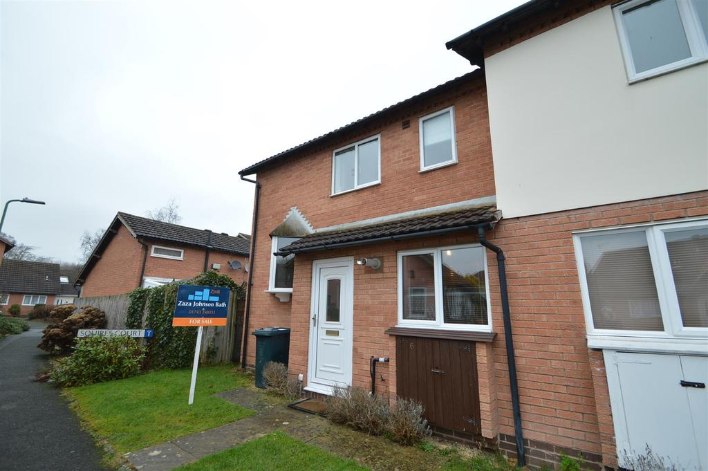 2 Bedrooms Terraced House for sale in 6 Rothley Drive, Bicton Heath, Shrewsbury, SY3 5BB