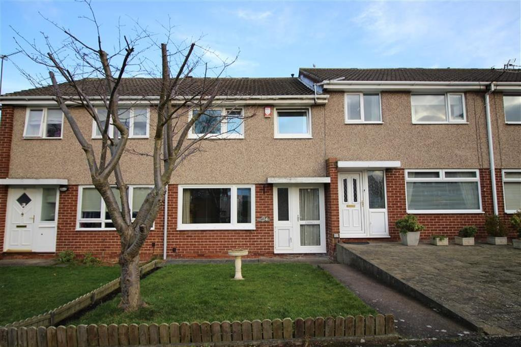 3 Bedrooms Terraced House for sale in Englefield Close, Newcastle Upon Tyne, NE3