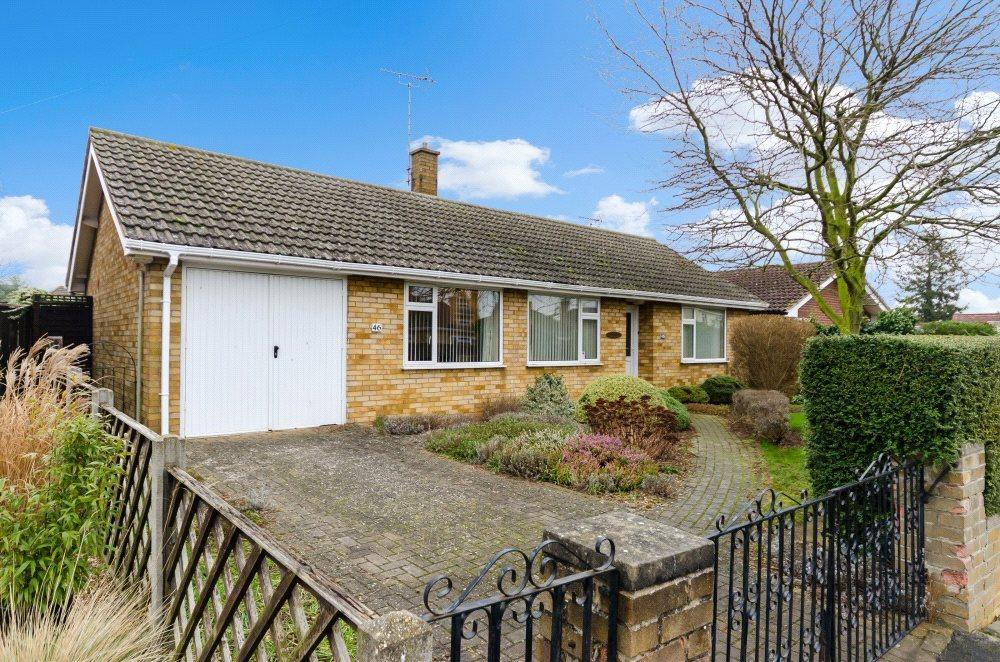 2 Bedrooms Detached Bungalow for sale in Gladstone Street, Bourne, PE10