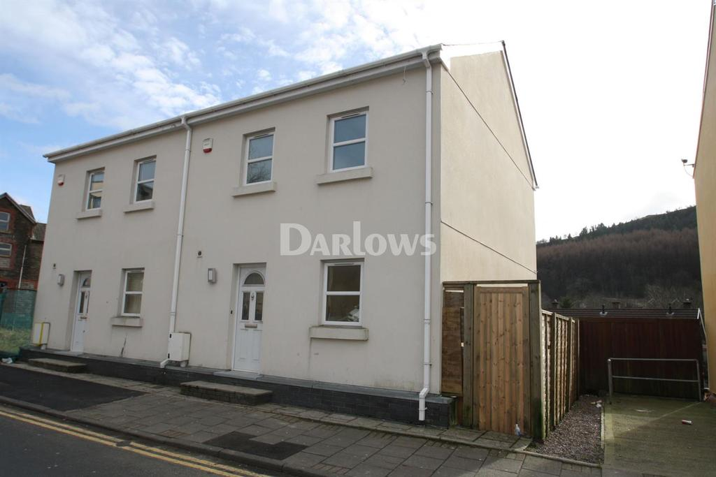3 Bedrooms Semi Detached House for sale in William Street, Ystrad