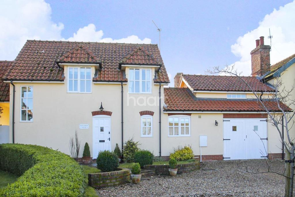 3 Bedrooms Semi Detached House for sale in The Green, Bury St Edmunds