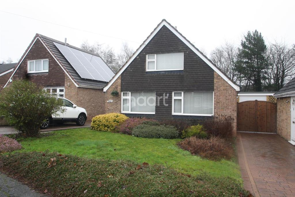 3 Bedrooms Bungalow for sale in Oregon Way, Chaddesden