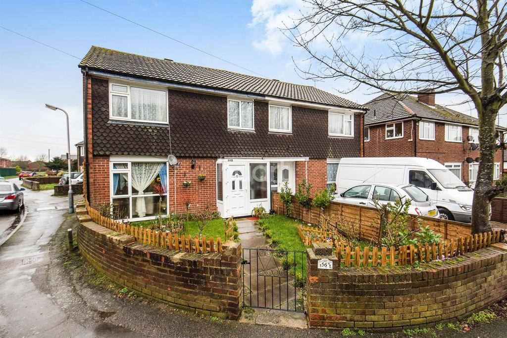 3 Bedrooms End Of Terrace House for sale in Hayes End