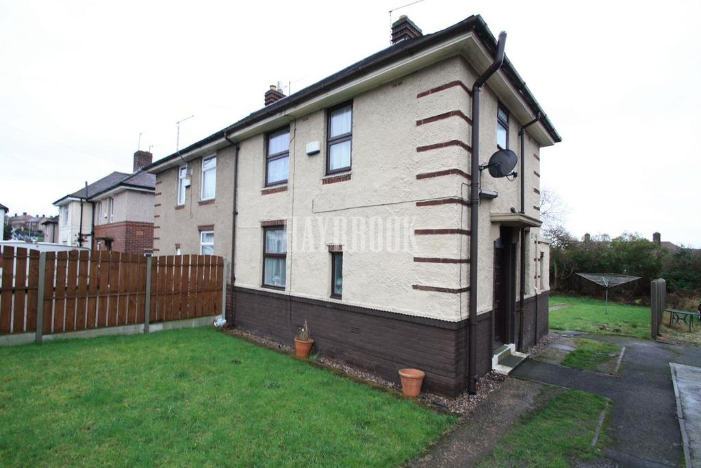 2 Bedrooms Semi Detached House for sale in Browning Close, Sheffield