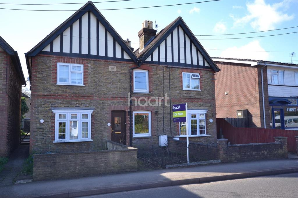 2 Bedrooms Terraced House for sale in Elstead, Godalming, Surrey