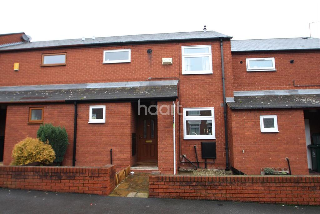 3 Bedrooms Terraced House for sale in West Street, Arnold, Nottingham
