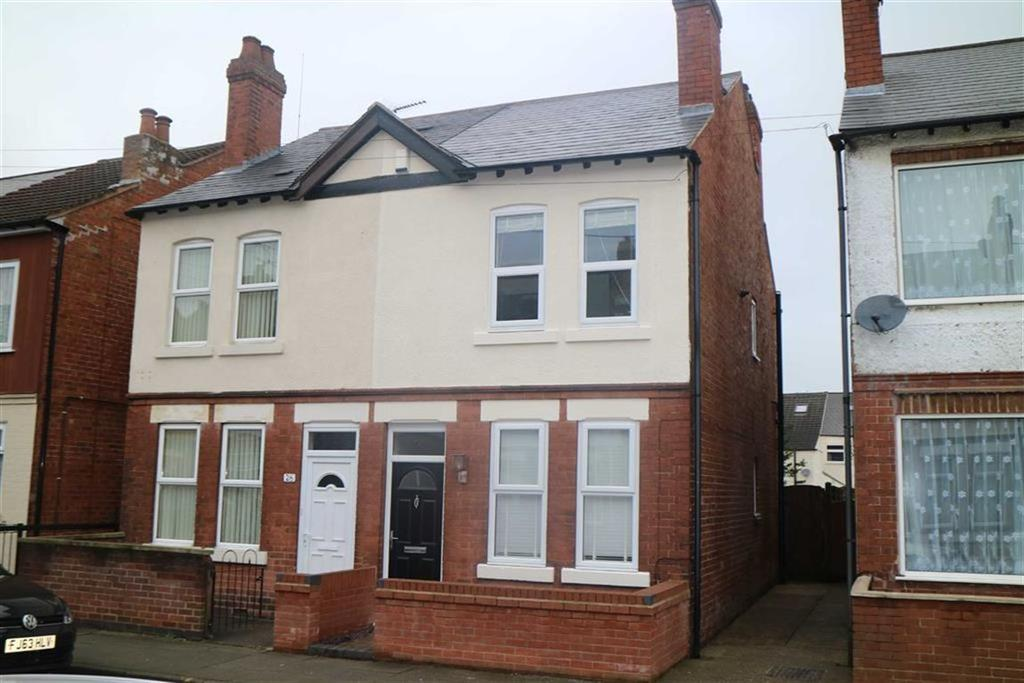 3 Bedrooms Semi Detached House for sale in Russell Street, Sutton In Ashfield, Notts, NG17