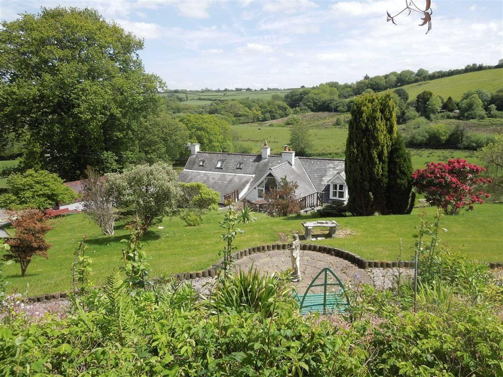 4 Bedrooms Cottage House for sale in Llanarth Nr Aberaeron, Ceredigion