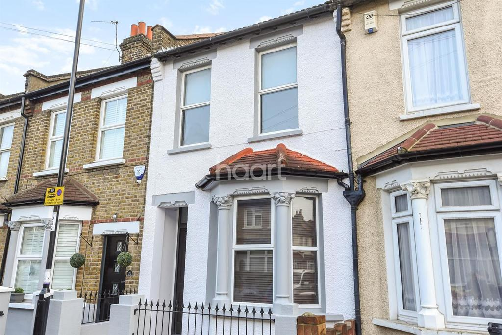 2 Bedrooms Terraced House for sale in Lakehall Road, Thornton Heath, CR7