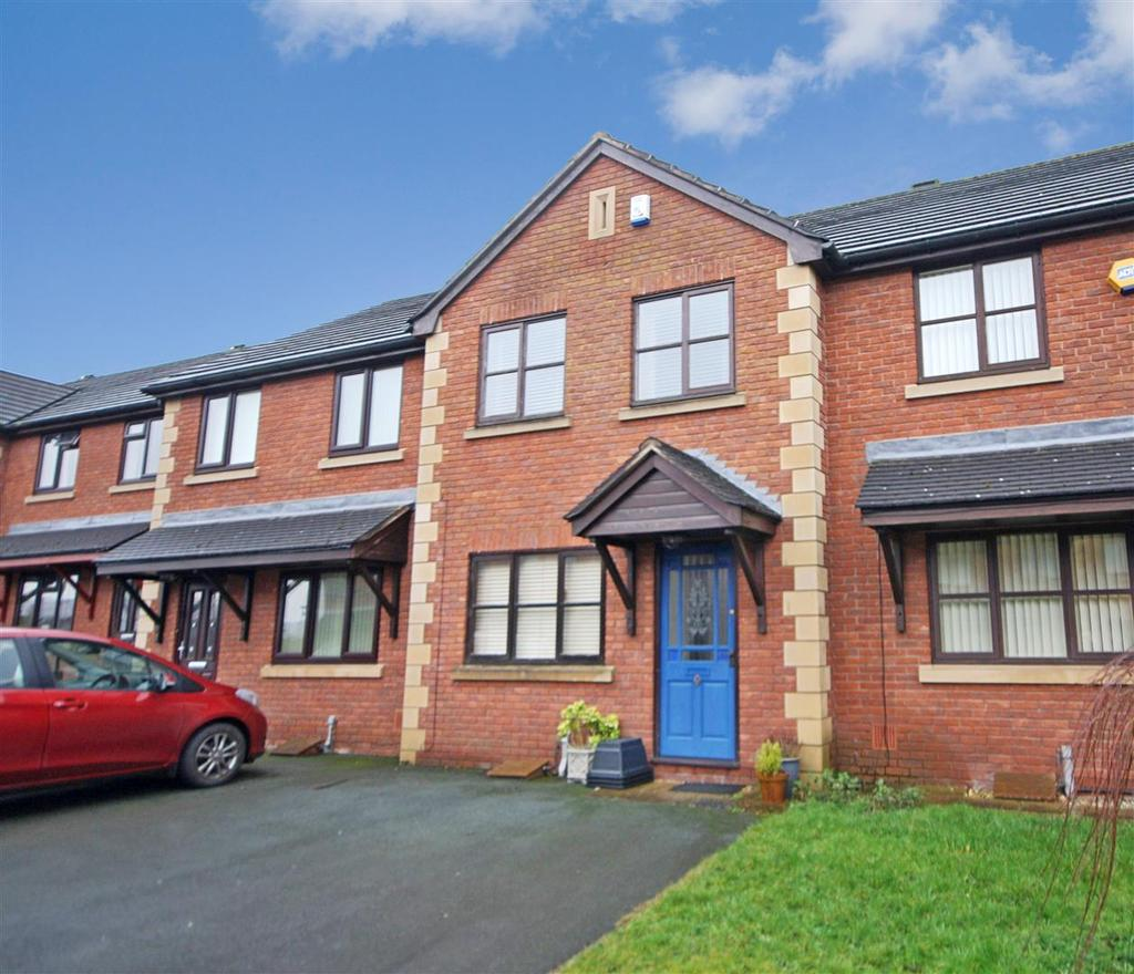 2 Bedrooms Terraced House for sale in Ifton Fields, St. Martins, Oswestry