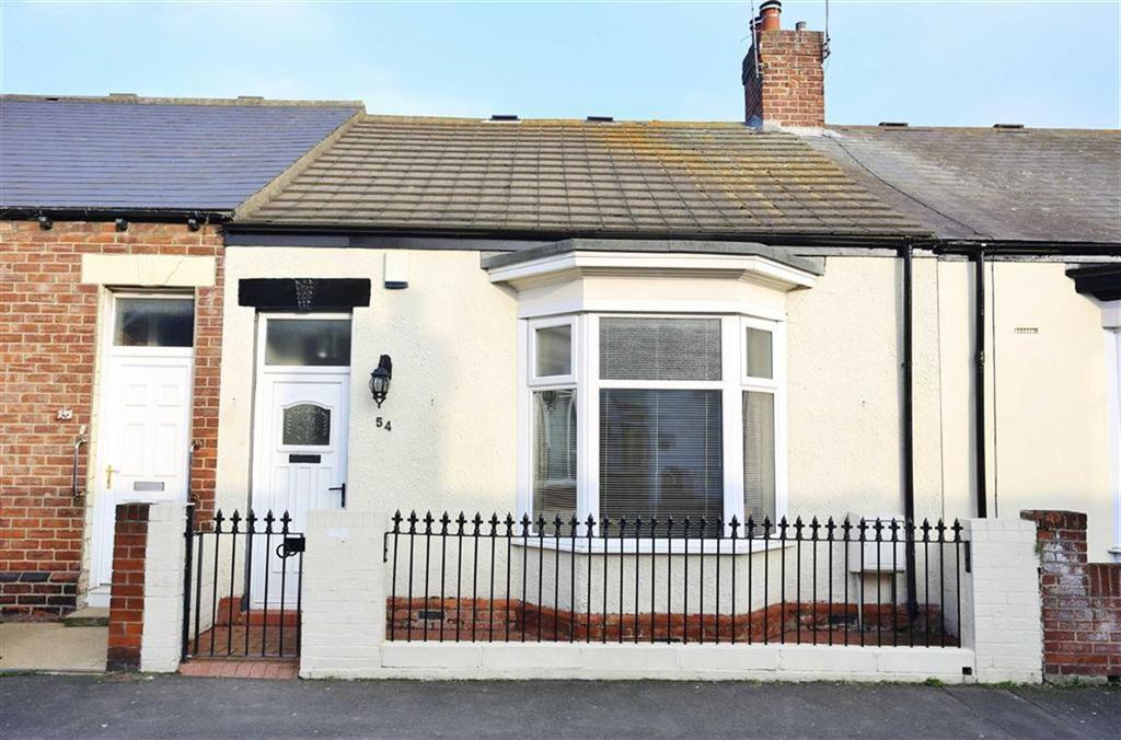 2 Bedrooms Cottage House for sale in Laburnum Road, Fulwell, Sunderland, SR6