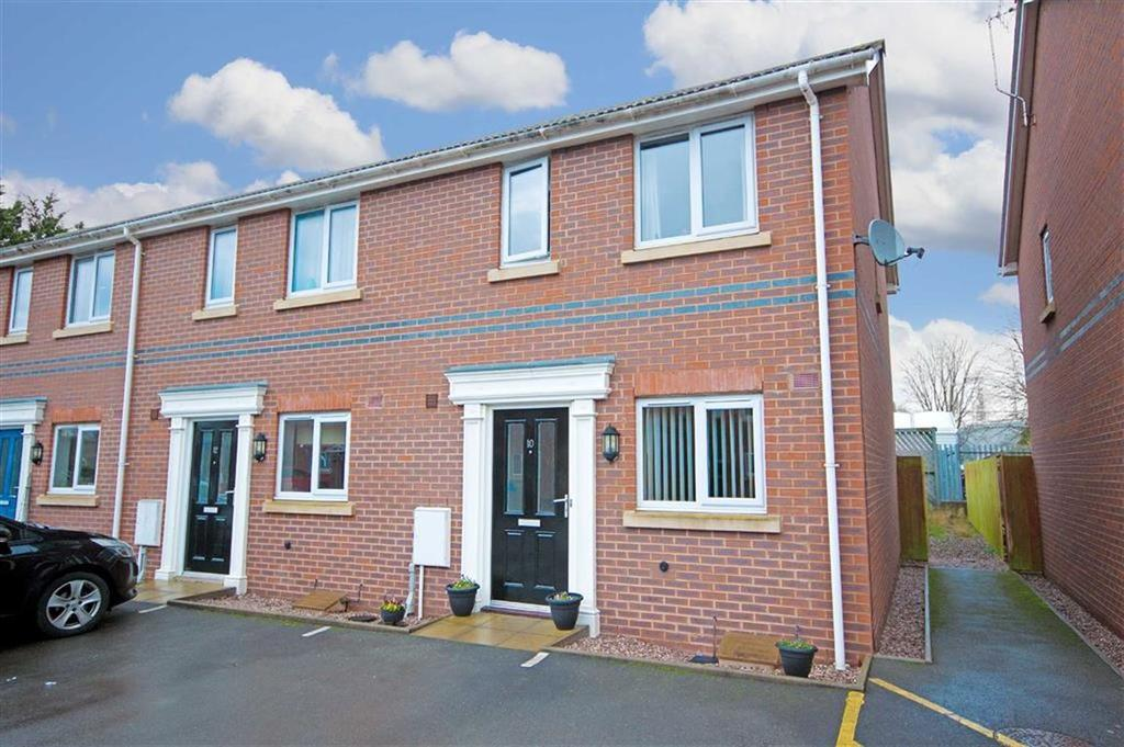 2 Bedrooms End Of Terrace House for sale in Ambleside, Shrewsbury, Shropshire