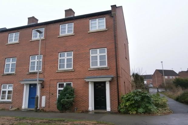 4 Bedrooms End Of Terrace House for sale in Sandhills Avenue, Hamilton, Leicester, LE5