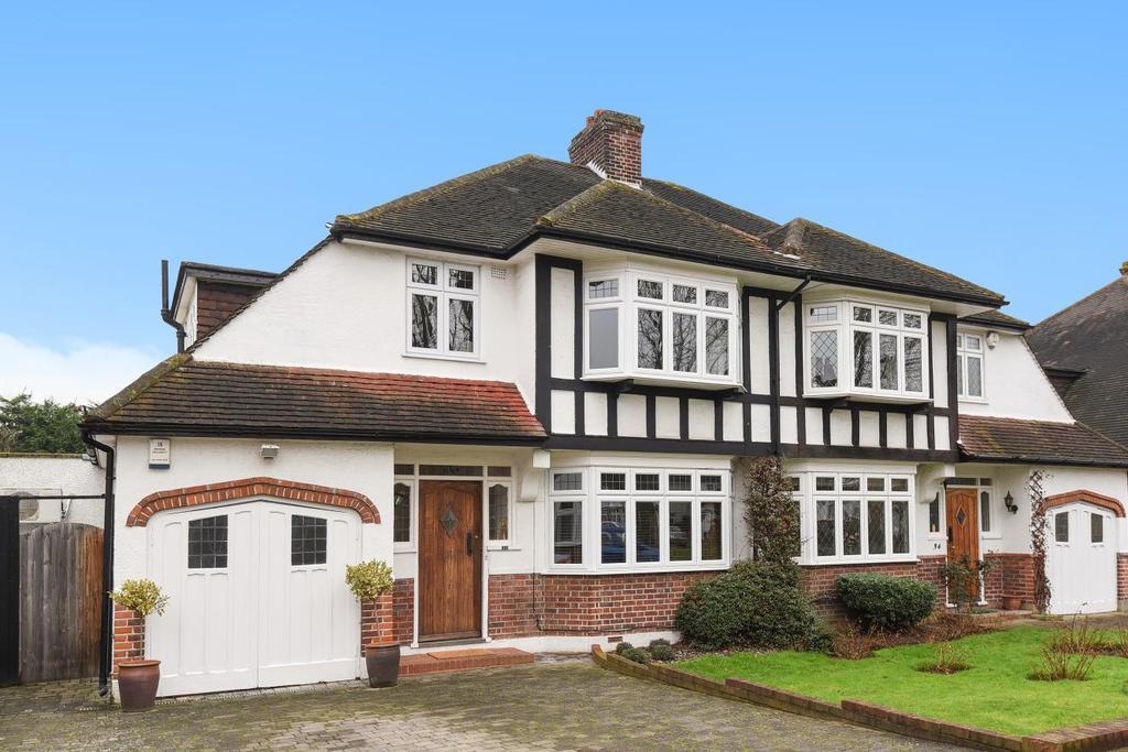 4 Bedrooms Semi Detached House for sale in The Mead, Beckenham, BR3