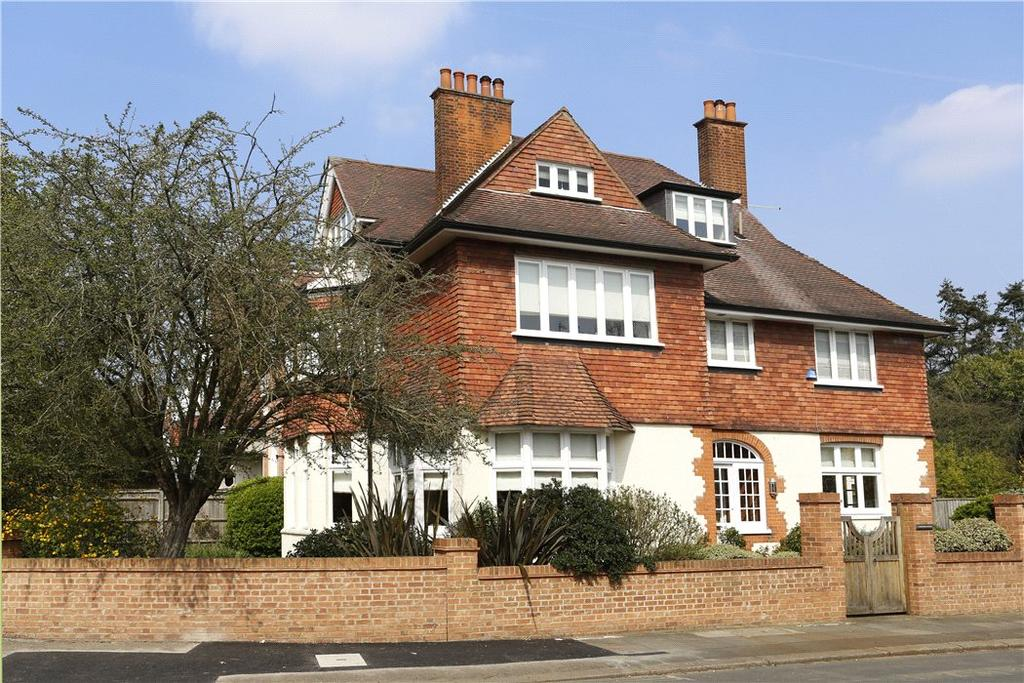 6 Bedrooms Detached House for sale in Parkside Avenue, Wimbledon Village, London, SW19