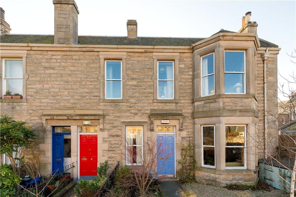 3 Bedrooms Flat for sale in Darnell Road, Trinity, Edinburgh, EH5