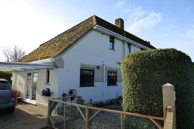 3 Bedrooms Semi Detached House for sale in Locksley Way, North Somercotes, Louth, LN11