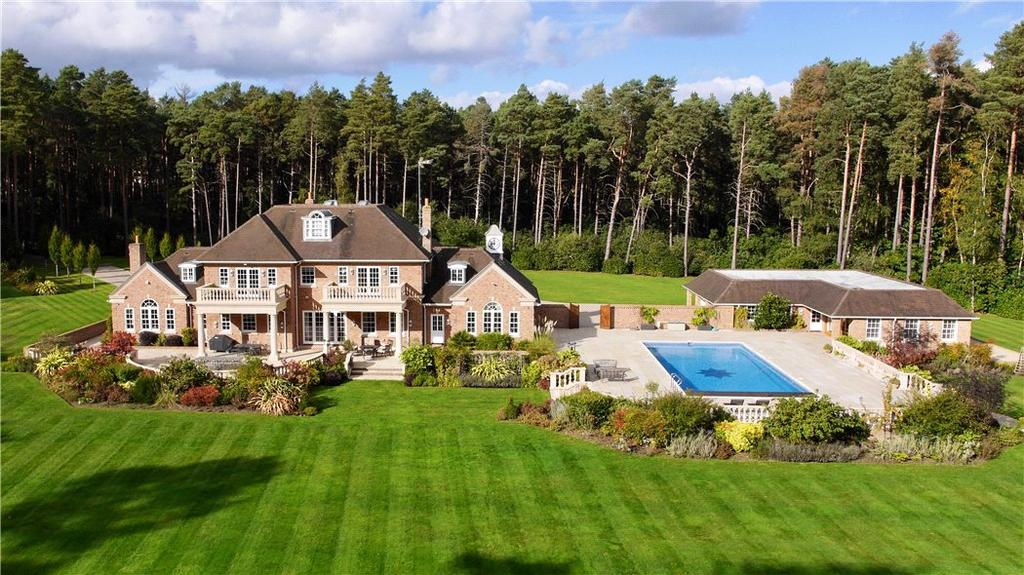 8 Bedrooms Detached House for sale in Hatton Hill, Windlesham, Surrey, GU20