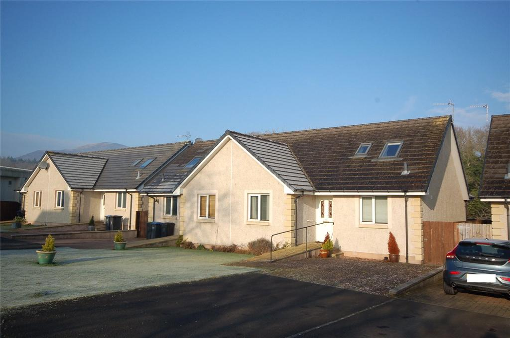 3 Bedrooms Semi Detached House for sale in 71 Sprouston Cottages, Newtown St. Boswells, Melrose, Scottish Borders, TD6