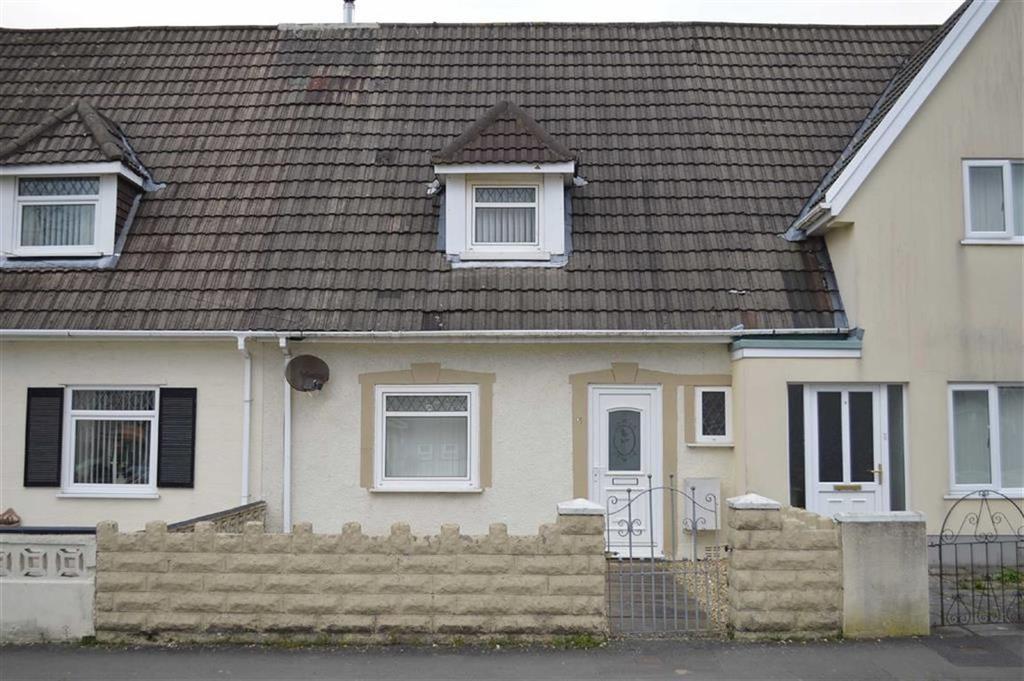 2 Bedrooms Terraced House for sale in Llwyn Derw, Swansea, SA5
