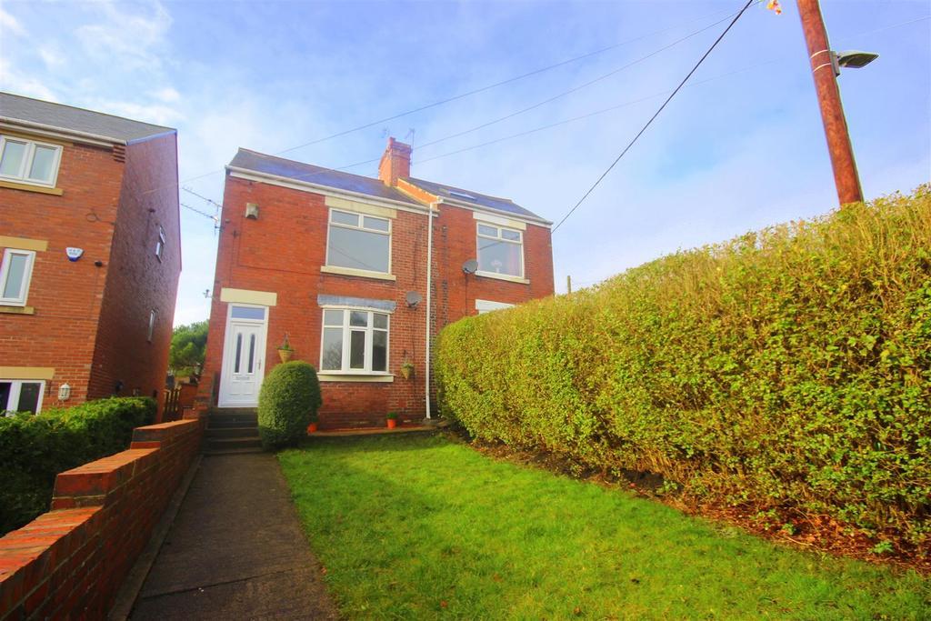 3 Bedrooms Semi Detached House for sale in Howlett, Pelton Fell, Chester Le Street