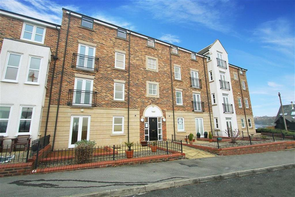 3 Bedrooms Flat for sale in Renaisance Point, North Shields