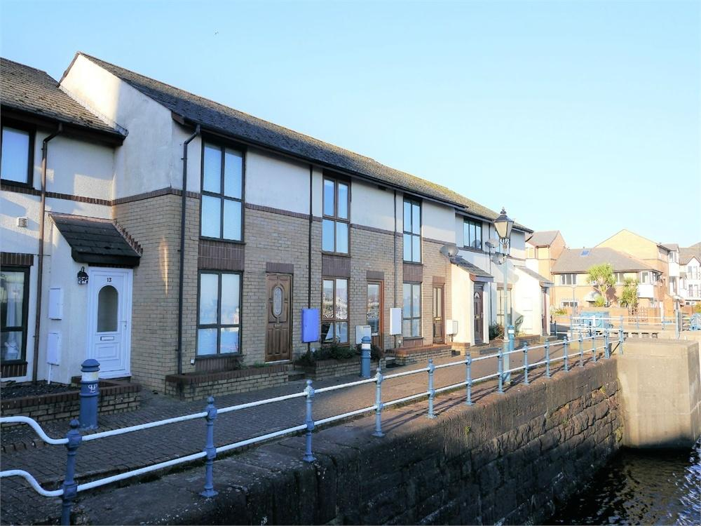 1 Bedroom Terraced House for sale in 11 Custom House Place, Penarth Marina