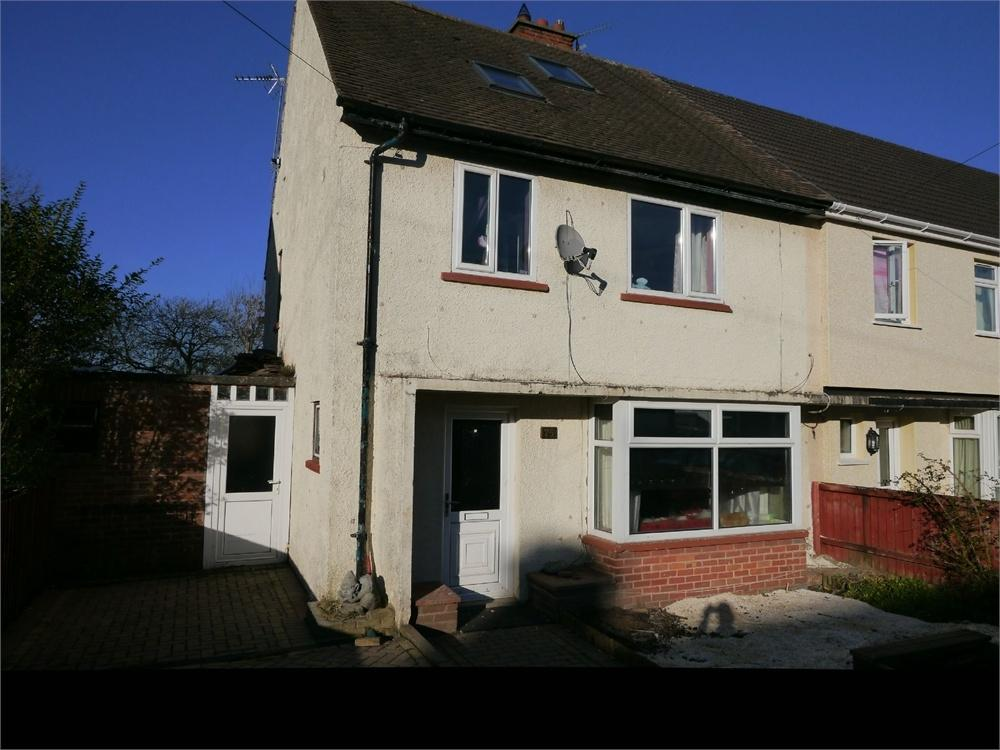 5 Bedrooms Semi Detached House for sale in Tennyson Road, Penarth