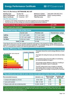 2 bedroom apartment to rent - Flat 8, 4-6 Elm Avenue, Mapperley Park, Nottingham, NG3 4GF