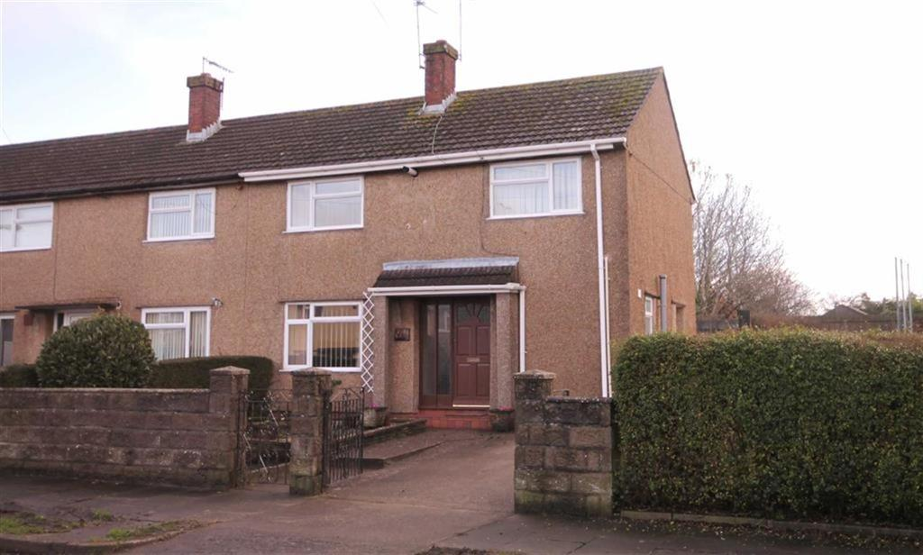 3 Bedrooms End Of Terrace House for sale in Hawthorn Avenue, Penarth, Vale Of Glamorgan