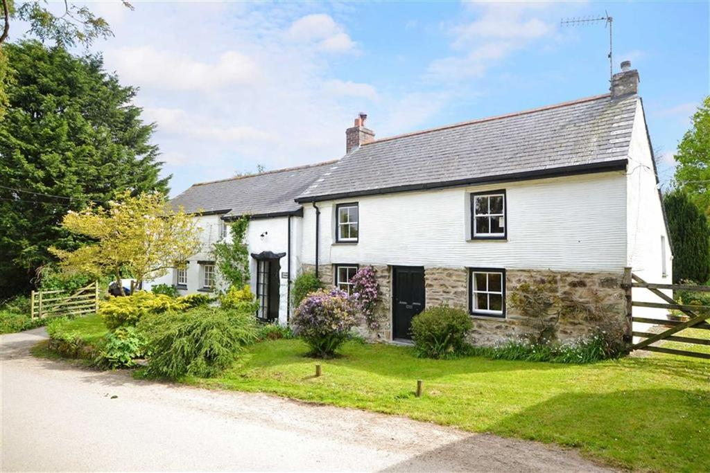 4 Bedrooms Detached House for sale in Callestick, Truro, Cornwall, TR4