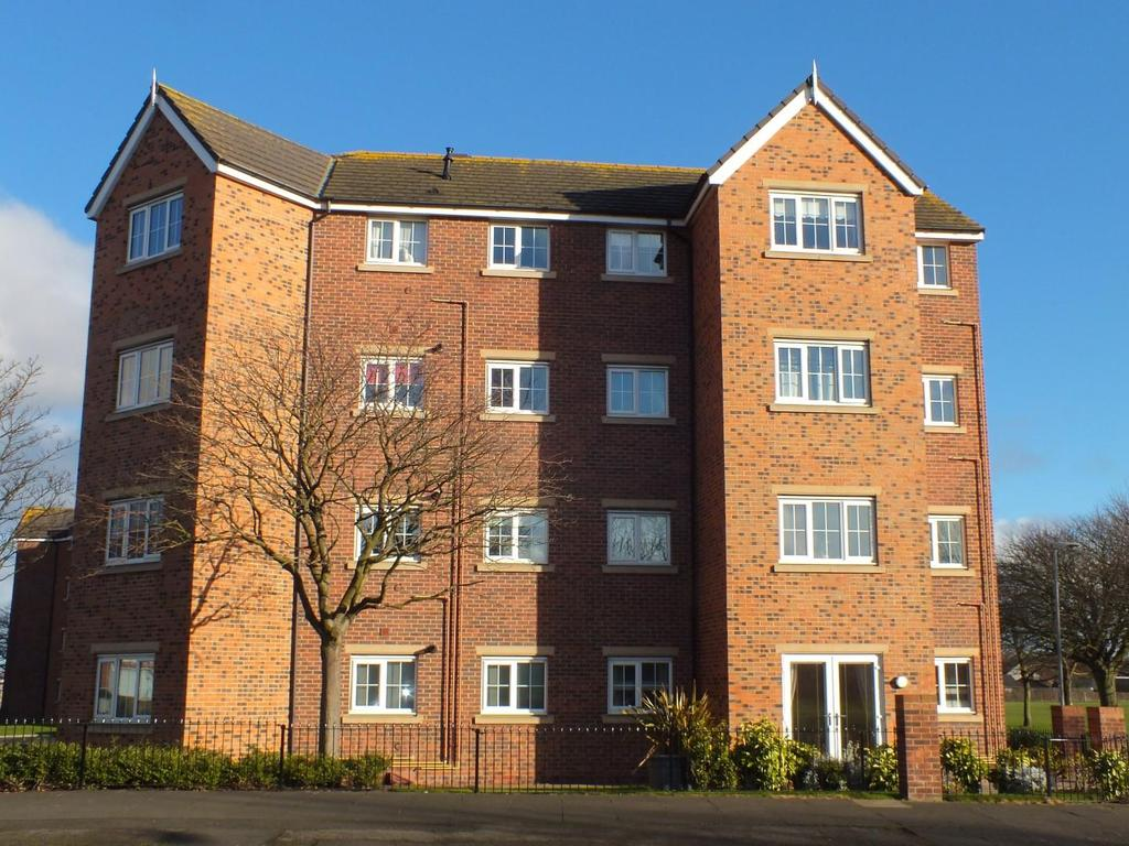 2 Bedrooms Flat for sale in Edendale Avenue, Blyth