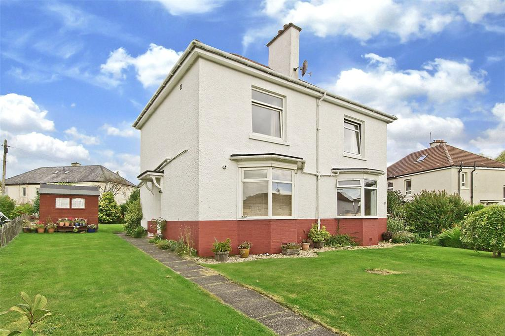 3 Bedrooms Semi Detached House for sale in 142 Archerhill Road, Glasgow, G13