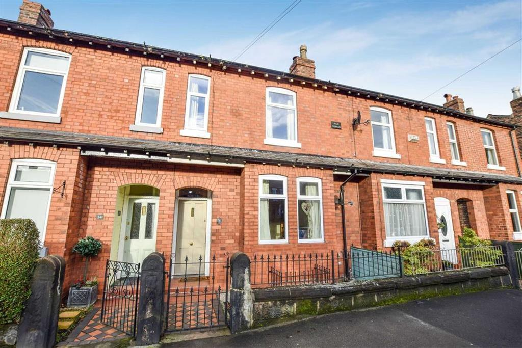 4 Bedrooms Terraced House for sale in Oldfield Road, Altrincham, Cheshire, WA14