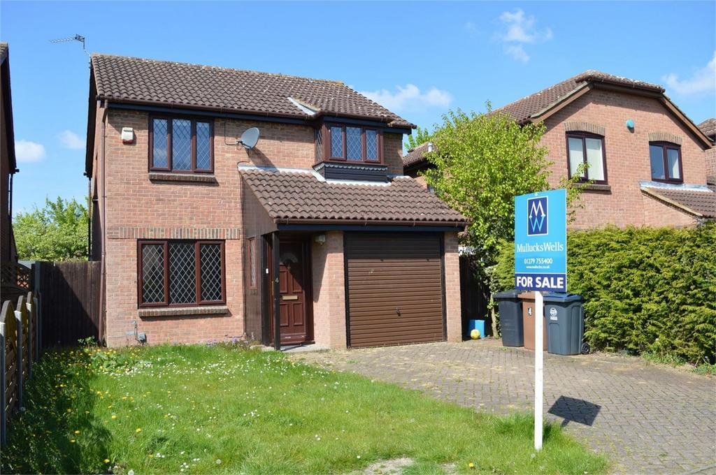 3 Bedrooms Detached House for sale in 4 Larchwood, Thorley Park, Bishop's Stortford