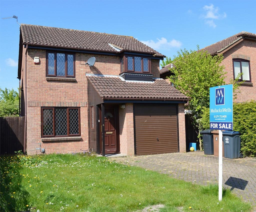 3 Bedrooms Detached House for sale in 4 Larchwood, Thorley Park, Bishop's Stortford