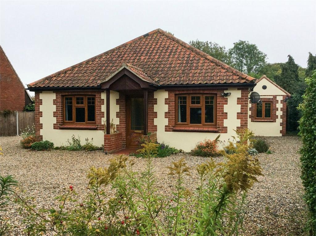 4 Bedrooms Detached Bungalow for sale in Hungate Street, Aylsham, Norfolk